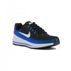 Nike Zapatillas Air Zoom Vomero 13 Black Blue TNT Racer Negro Azul Hombre