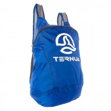 Ternua Mini Mochila Plegable Pellets A Azul