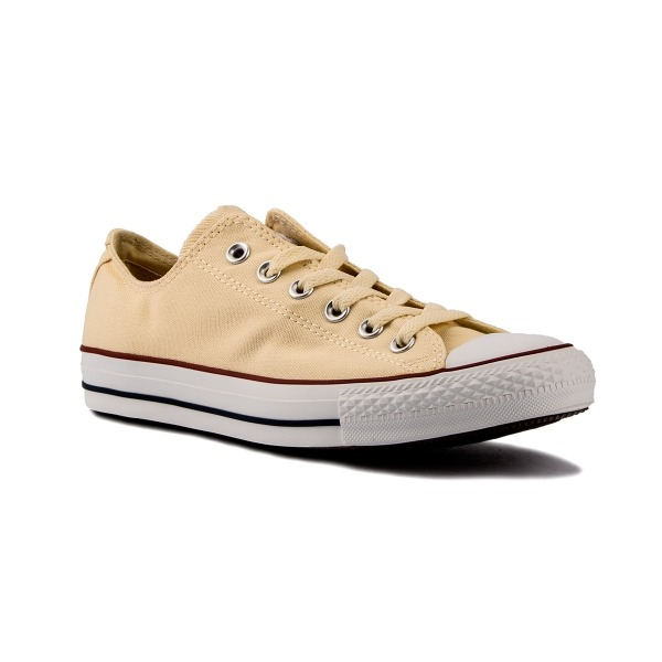 e01ddfccbe8 Converse All Star Chuck Taylor Ox Natural White Amarillo Unisex