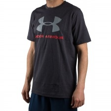 Under Armour Camiseta UA Sportstyle Gris Hombre