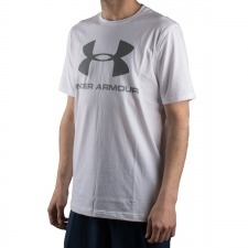 Under Armour Camiseta UA Sportstyle Blanco Hombre