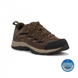 Columbia Zapatilla Crestwood Waterproof Mud Squash Hombre