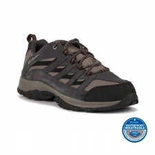 Columbia Zapatilla Crestwood Waterproof Quarry Rusty Hombre