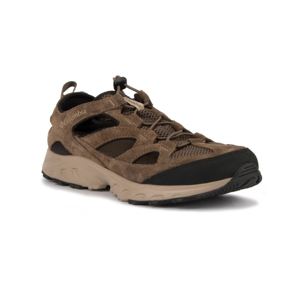 Sandalia Oxford Hombre Columbia Hike Tan Brown Irrigon Camo BWexoQrdC