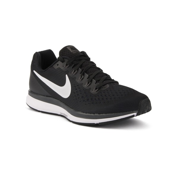 Nike Air Zoom Pegasus 34 Black White Dark Grey Negro Hombre