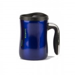 Joluvi jarra termo acero inoxidable azul