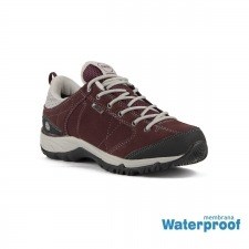 Hi-Tec Zapatilla Equilibrio Bellini Low I WP Vineyard Wine Granate Mujer
