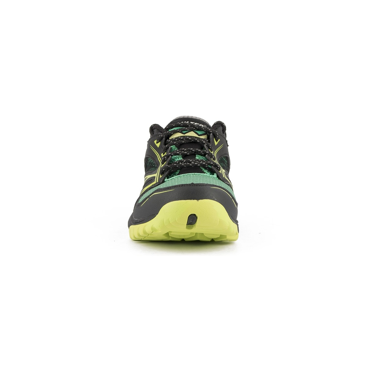 Hi-Tec Zapatilla Speed-Life Breathe Ultra Black Blarney Limoncello Hombre