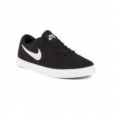 Nike SB Check Cnvs GS Black Negro