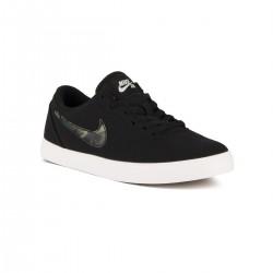 Nike SB Check Cnvs GS Black Camuflaje