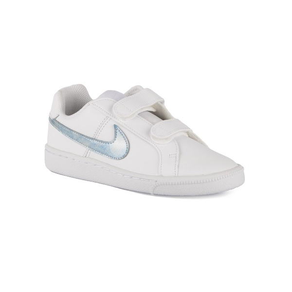Nike Court Royale PSV White Royal Tint Blanco Azul Niño