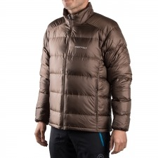 Montbell Plumas Alpine Light Down Jacket Series Marrón Hombre