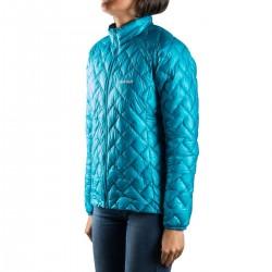 Montbell Plumas Plasma 1000 Down Jacket Azul Mujer