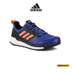 Adidas Boost Supernova Trail M Azul Naranja Hombre