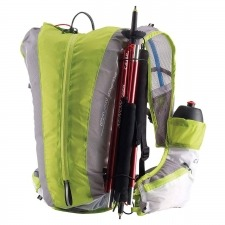 Camp Mochila Running Trail Vest Light Verde Gris