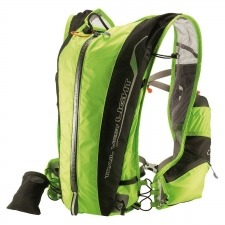 Camp Mochila Running Trail Vest Light Negro Verde