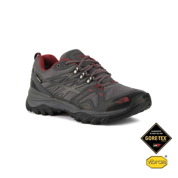 The North Face Zapatilla Hedgehog Fastpack GTX Gris Granate Gore-tex Hombre