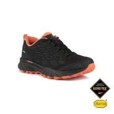 The North Face Endurus Hike GTX Negro Coral Gore-tex Mujer