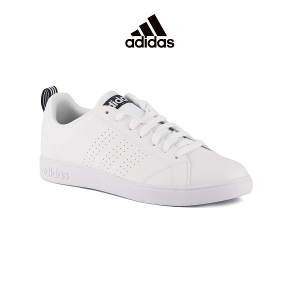 huge discount 9af24 37be2 ADIDAS VS Advantage Clean White Marino Hombre