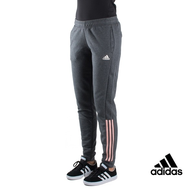 Adidas pantalón Com MS Pant Gris Mujer