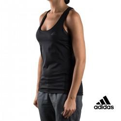 Adidas camiseta tirantes Ask Spr Top Tk negra mujer