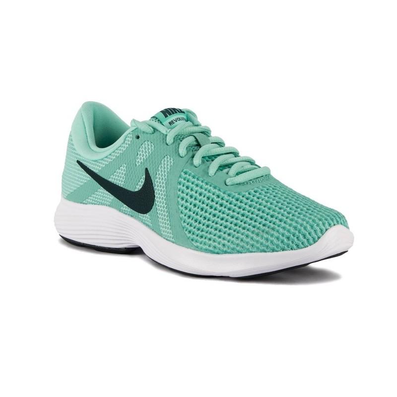 833182a5b1c7 Comprar Nike Wmns Revolution 4 EU Emerald Rise Verde Menta Mujer ...