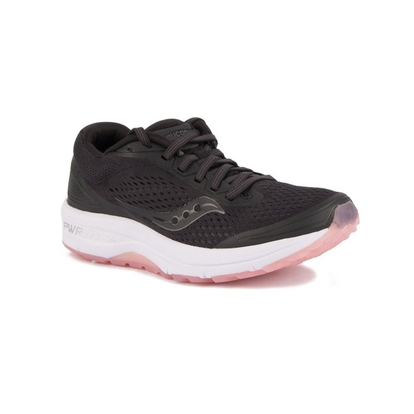 ae464094d03 Saucony Clarion Black Negro Mujer