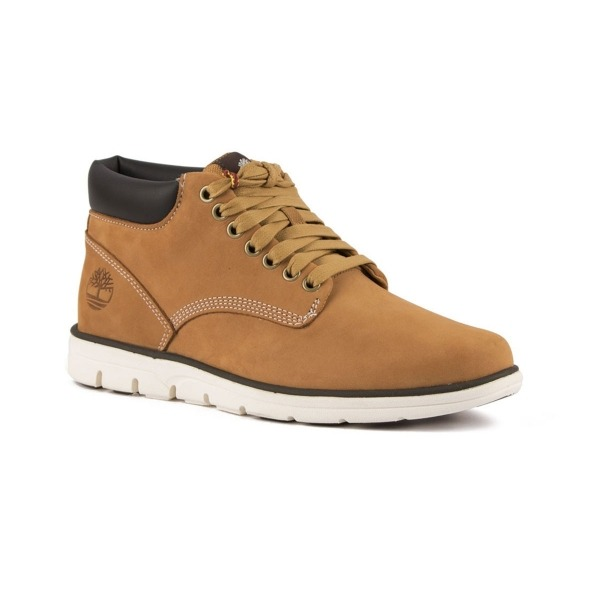 Timberland Bota Bradstreet Chukka Leather GTX Wheat Amarillo Hombre