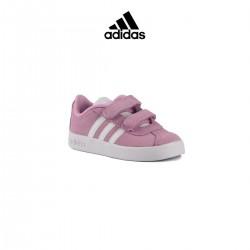 ADIDAS Vl Court 2.0 CMF I Pink Rosa Niño