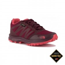 The North Face Litewave Fastpack GTX Fig Atomic Pink Goretex Mujer