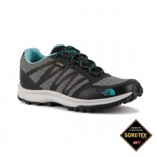The North Face Litewave Fastpack GTX Phantom Grey Blue Goretex Mujer