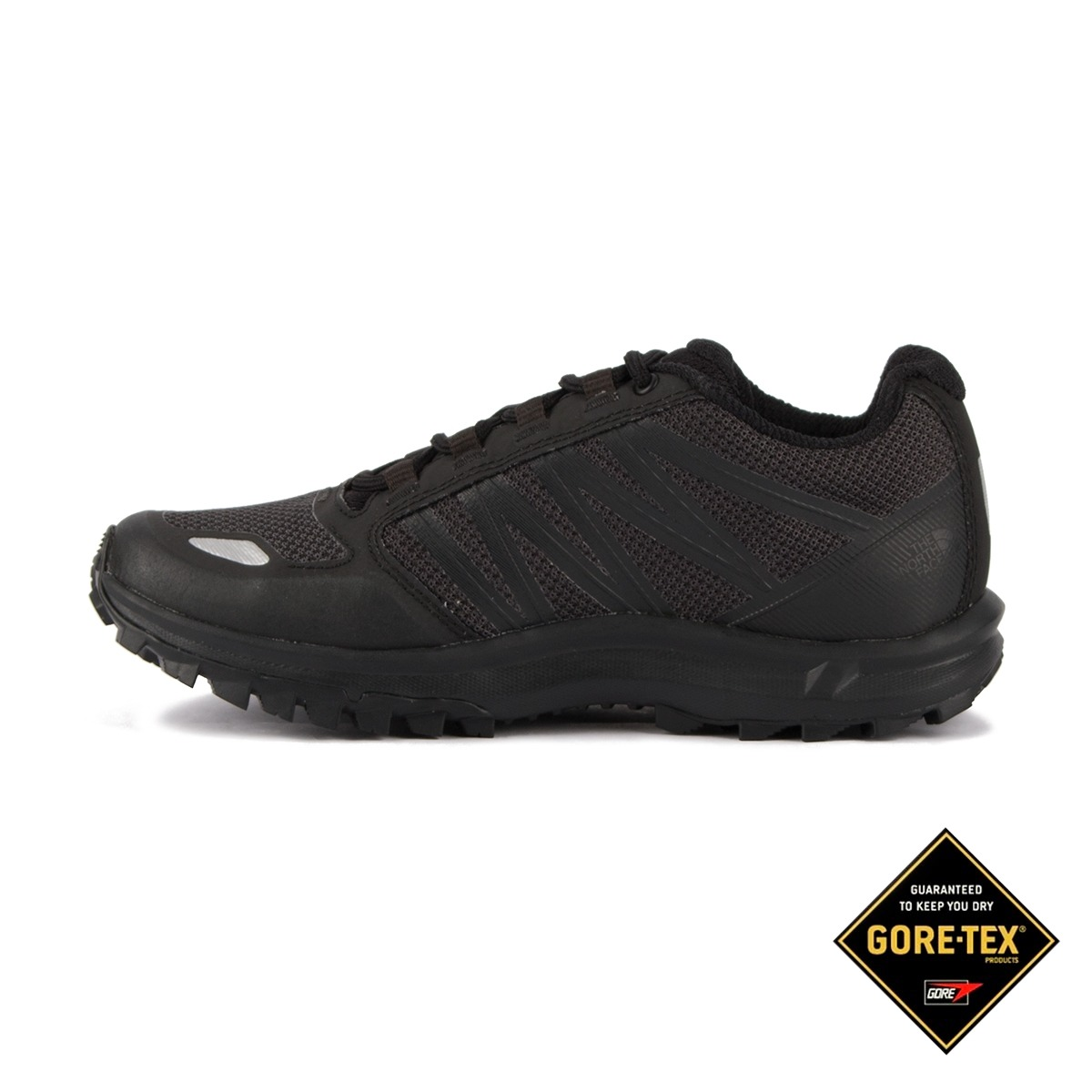The North Face Litewave Fastpack GTX Black Negro Goretex Mujer