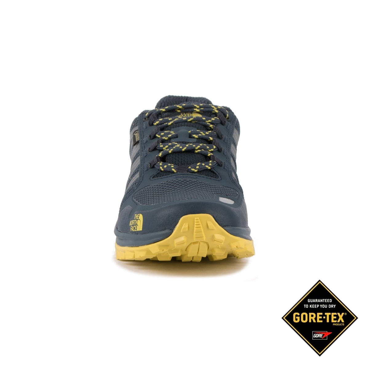 The North Face Litewave Fastpack GTX Ink Blue Acid Yellow Gore-tex Hombre