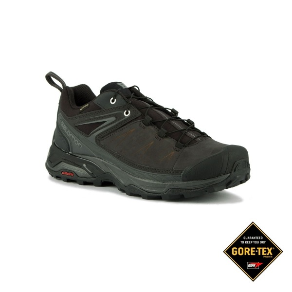 1b2e1153bed8 Salomon Zapatilla trailrunning X Ultra 3 LTR GTX Phantom Magnet Goretex  Hombre