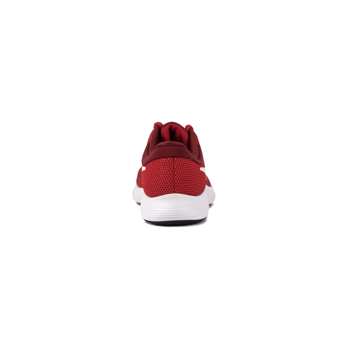 Nike Revolution 4 (GS) Gym Red White Rojo Blanco Niño