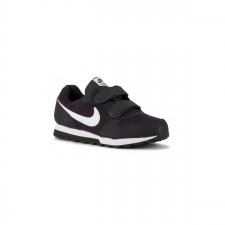 Nike MD Runner 2 PSV Oil Grey White Marino Blanco Niño