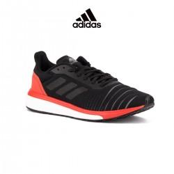 Adidas Boost Solar Drive M Negro Rojo Hombre