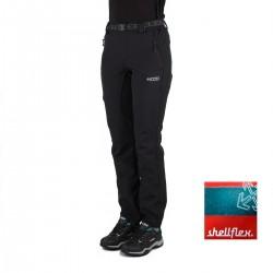 +8000 Pantalón Crestas 18I Negro Mujer