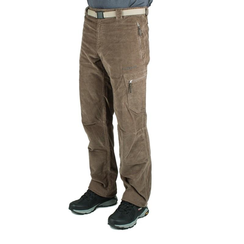 Trangoworld Pantalón de pana Goym Marrón Hombre e0a3ee66f61a