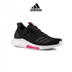 Adidas Zapatilla Puremotion Black Carbon Pink Mujer