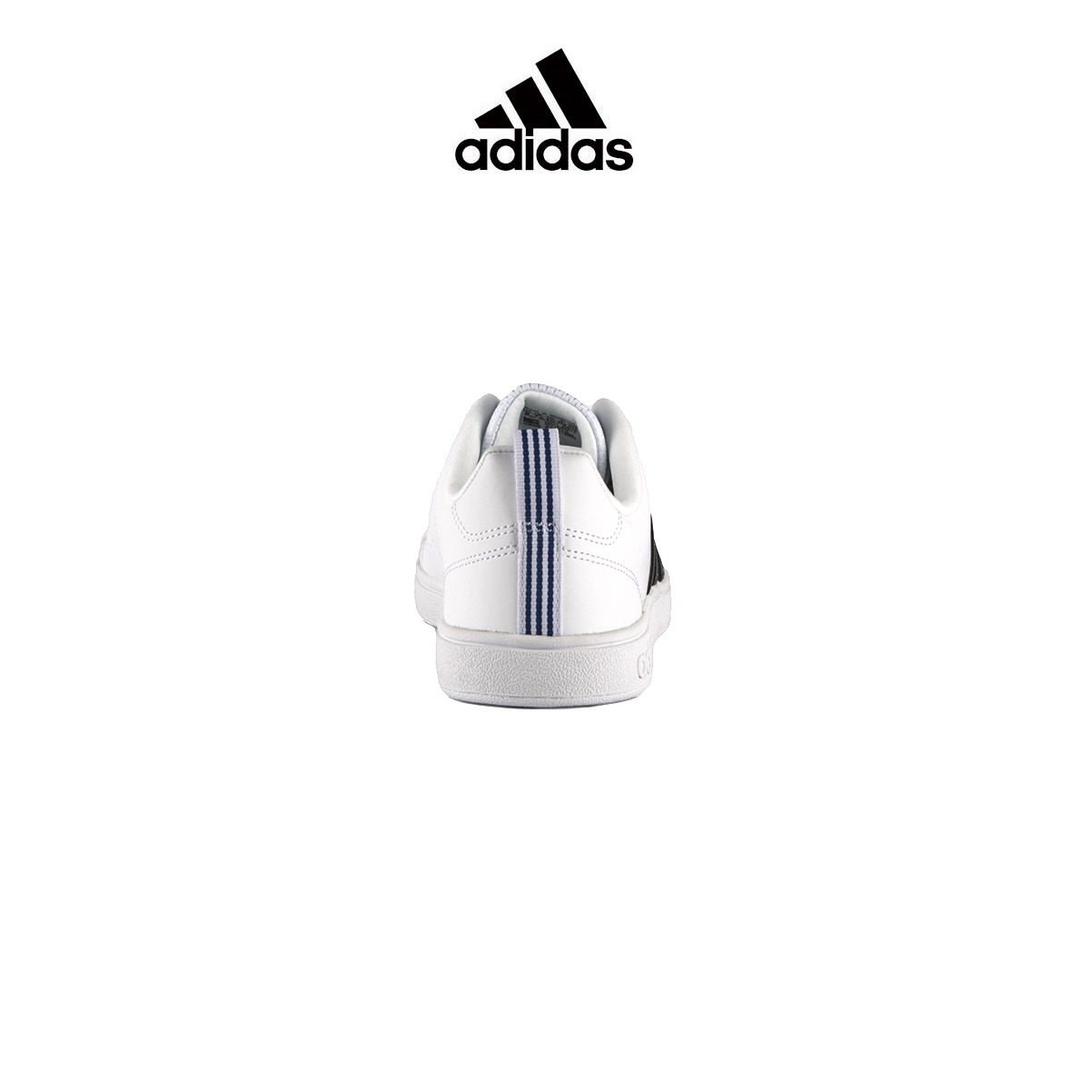 ADIDAS VS Advantage White Black Blue Hombre
