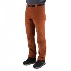 Trangoworld Pantalón de pana Goym Teja Hombre