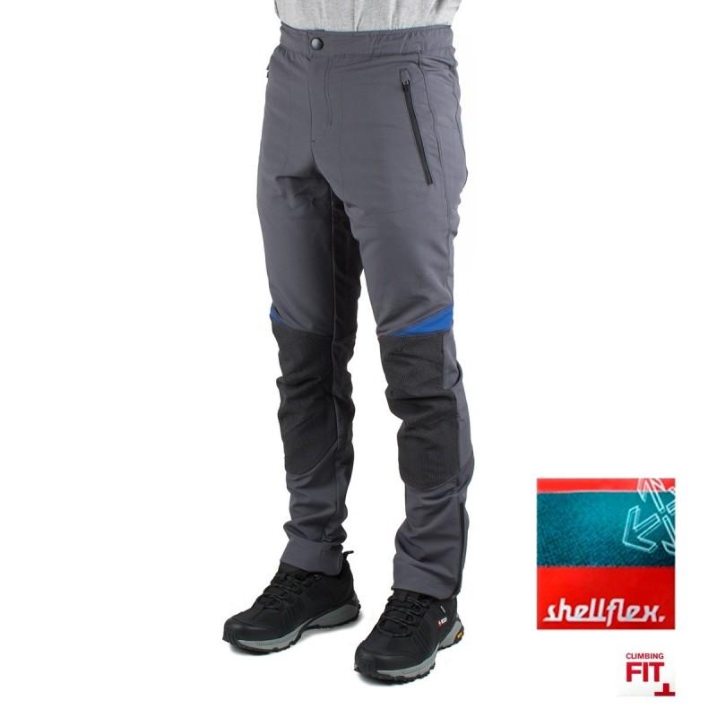 +8000 Pantalón Tirich 18I Antracita Hombre