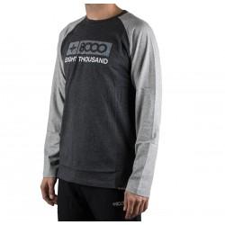 +8000 Camiseta Drushby 18I Negro Vigore Hombre