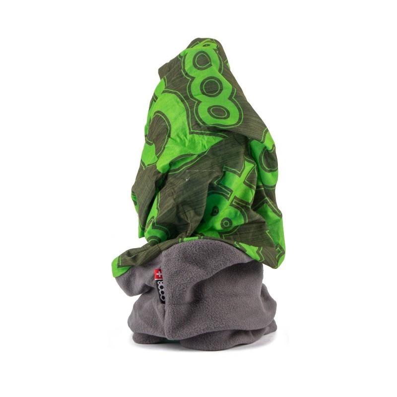 +8000 Braga cuello 8BF1839 Combinado Verde