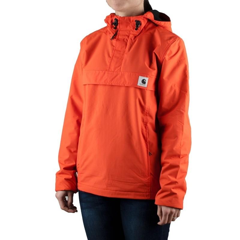 Carhartt Canguro Nimbus Naranja Mujer OI18