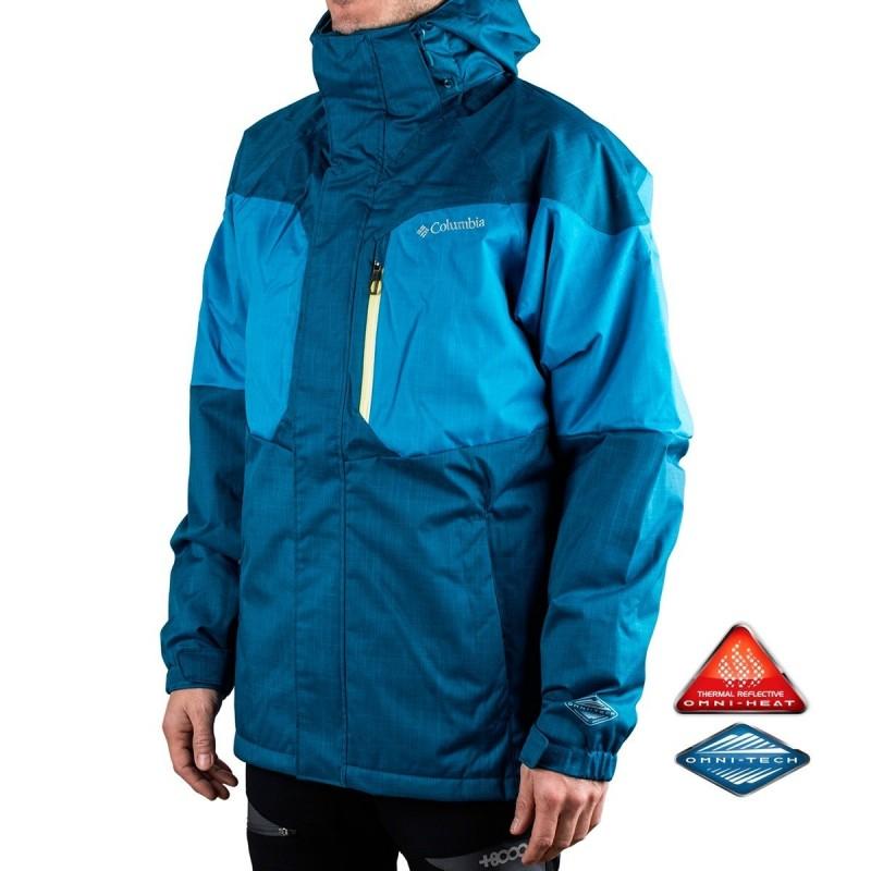 Columbia Chaqueta Alpine Action Azul Hombre