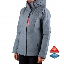 Columbia Chaqueta Alpine Action Gris Mujer