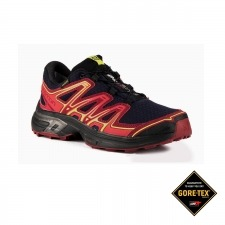 Salomon Zapatilla Wings Flyte 2 GTX W Evening Blue Beet Mujer