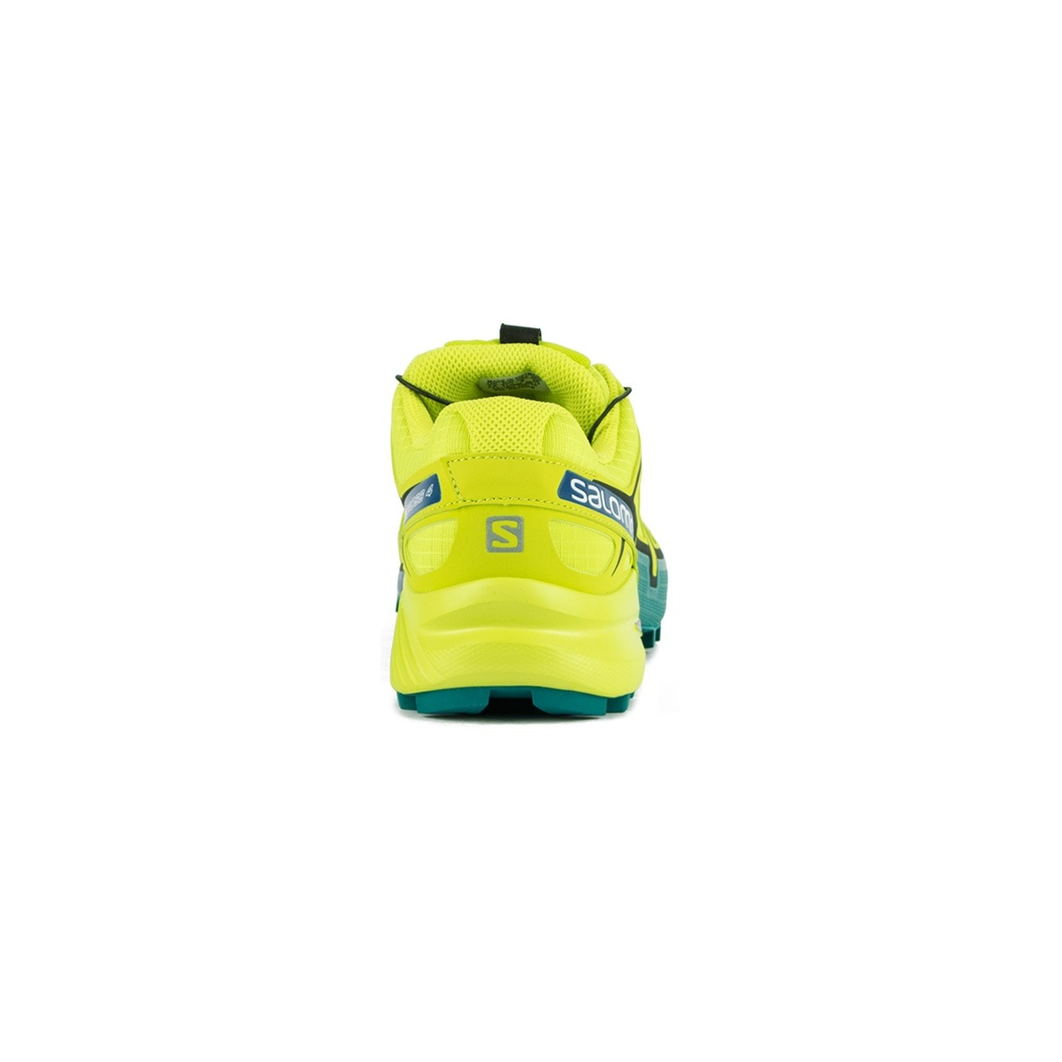 Salomon Zapatilla Speedcross 4 Acid Lime Green Verde Hombre
